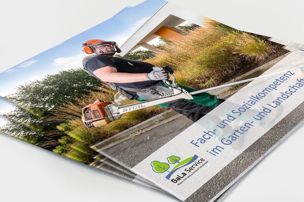 Neue GaLa Service Broschüre: Fach Und Sozialkompetenz Im Garten Und  Landschaftsbau